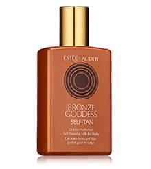 Estee Lauder Bronze Goddess Self Tan Review