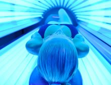 Addicted To Tanning