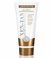 Xen Tan Face Tanner Light