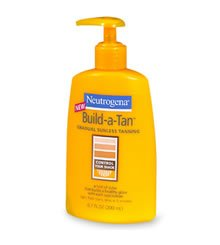 Neutrogena Build A Tan Sunless Lotion