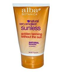 Alba botanica sunless tanner