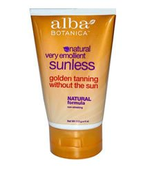 Alba Sunless Tanner Review