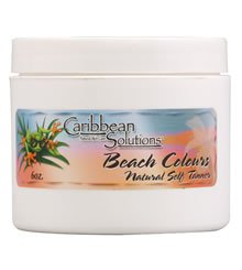 Caribbean Solutions Natural Self Tanner