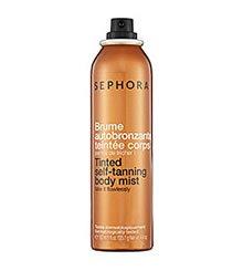 Sephora Tinted Self Tanning Body Mist