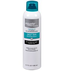 Equate Self Tan Bronzing Spray  Review