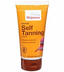 Walgreens Self Tanning Lotion Review