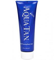 Aqua Tan Self Tanning Body Milk  Review