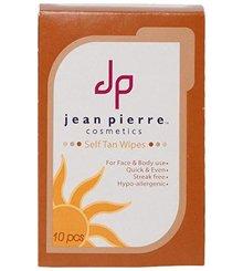 Jean Pierre Self Tan Wipes Review