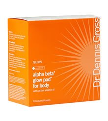 Dr Dennis Gross Alpha Beta Glow Pad for Body Review