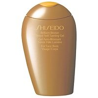 Shiseifo Brilliant Bronze Tinted Self Tanning Gel Review