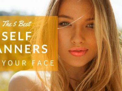 The 5 Best Self Tanners For Your Face