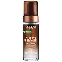 L'Oreal Sublime Bronze Self Tanning Water Mousse Review